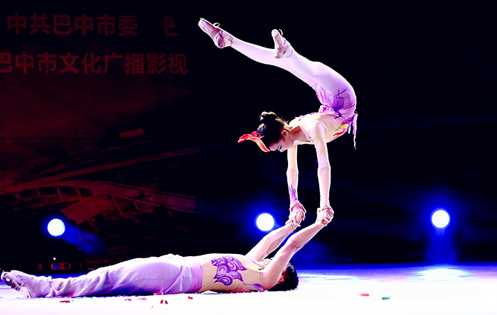 Chinese Acrobats