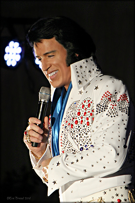 Doug Church - The True voice of Elvis