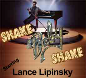 Lance Lipinsky and The Lovers