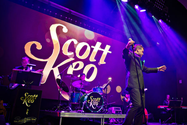 Scott Keo Michael Buble Tribute
